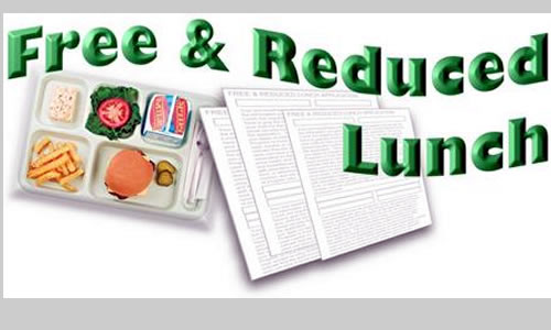 Image result for School lunch meal assistance